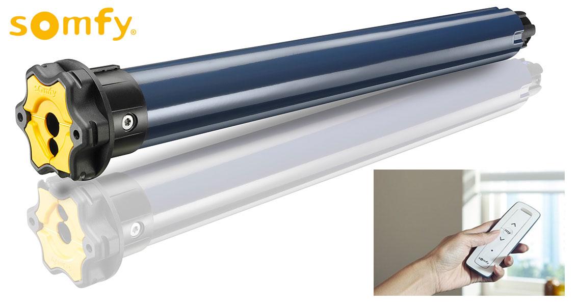 copertine cu automatizare de la somfy