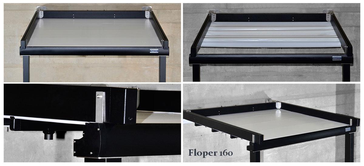 Pergola Floper 160